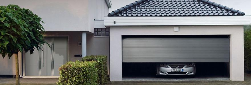 porte de garage esthetique
