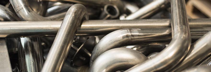 Conception et réalisation de pièces en fil métallique