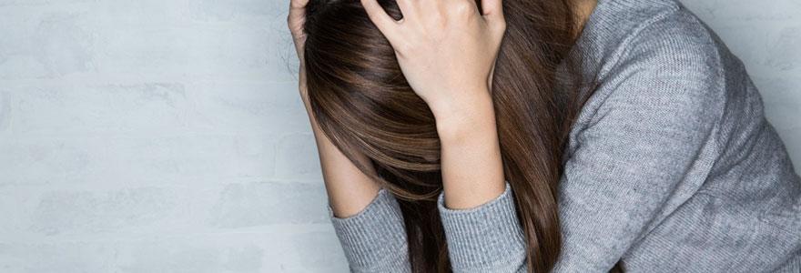 Stopper la crise d'angoisse