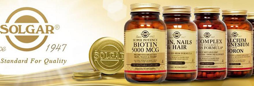 produits Solgar